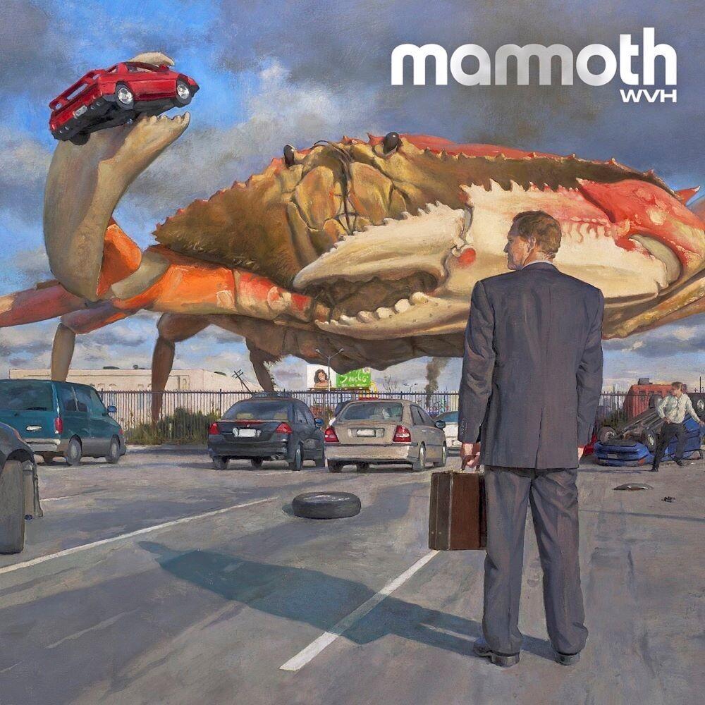 Mammoth WVH - Mammoth Wvh [Indie Exclusive] (Translucent Emerald Green Vinyl