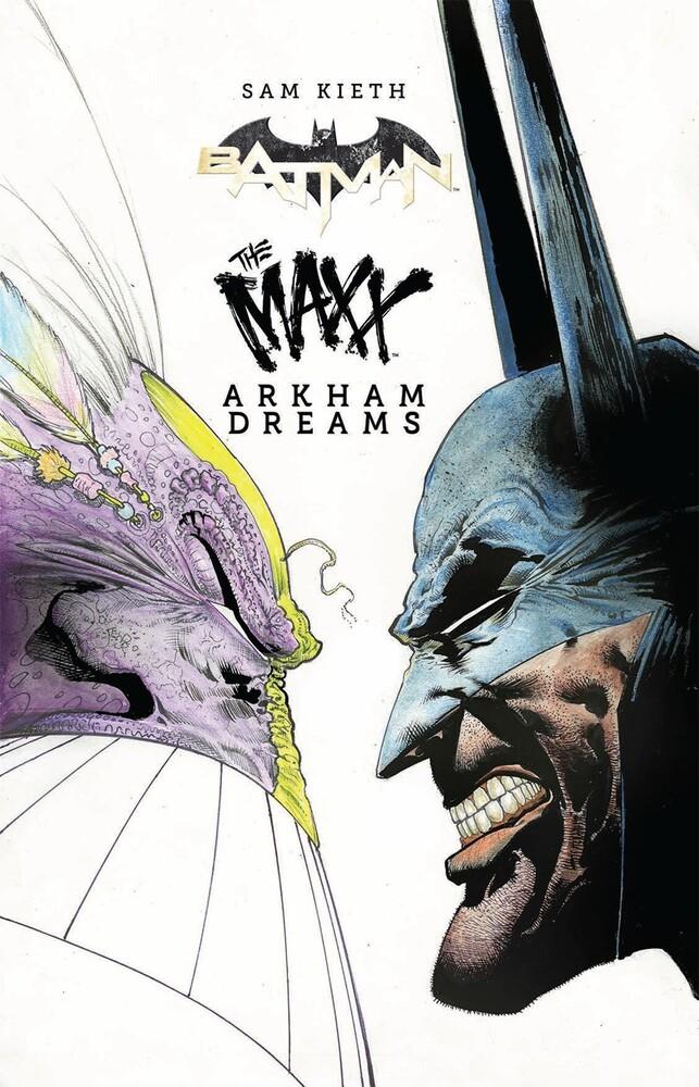 Sam Kieth - Batman The Maxx Arkham Dreams (Gnov) (Hcvr)