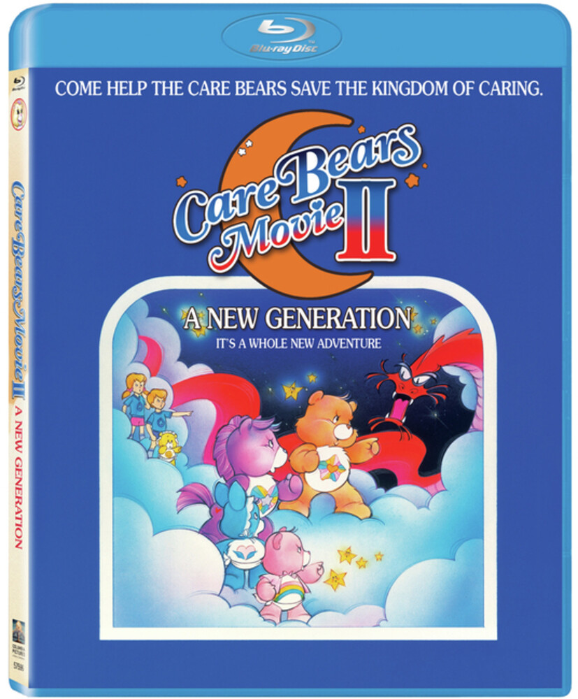 Alyson Court - Care Bears Movie II: A New Generation