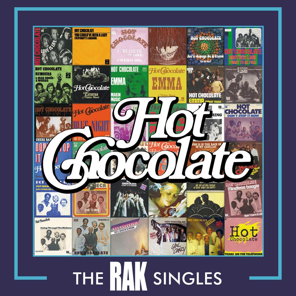 Hot Chocolate - Rak Singles (Uk)
