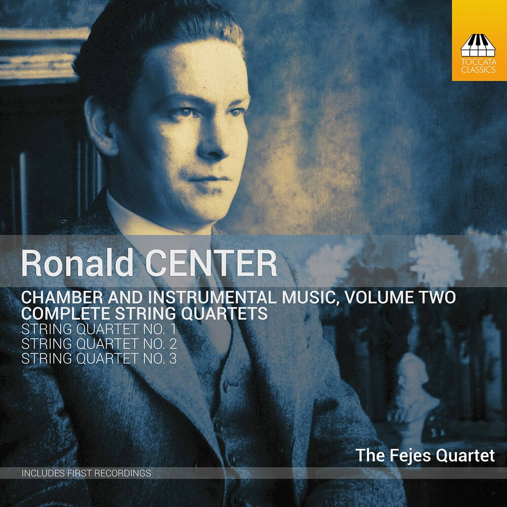 Center / Fejes Quartet - Chamber & Instrumental 2