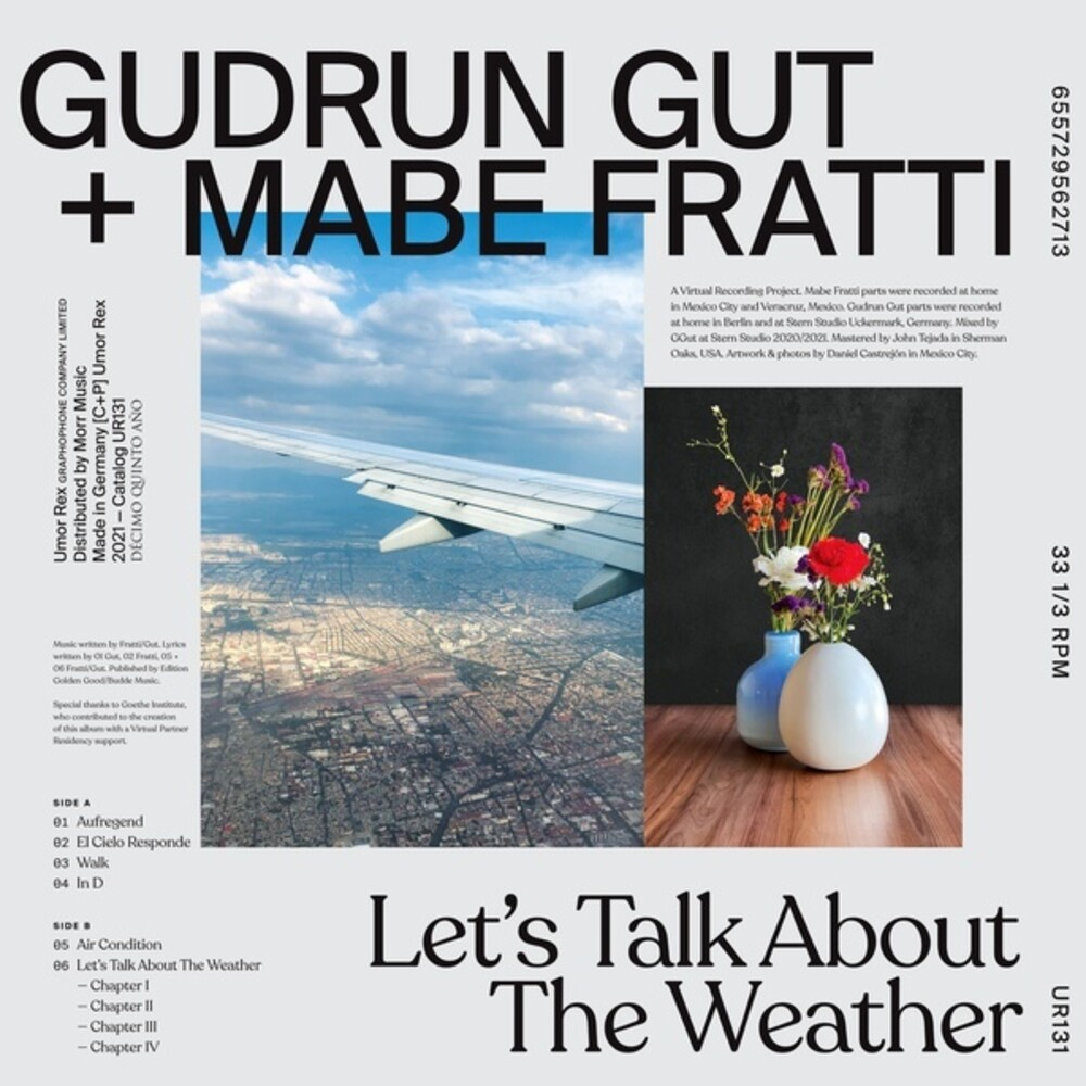 Gut, Gudrun / Mabe Fratti - Let's Talk About The Weather