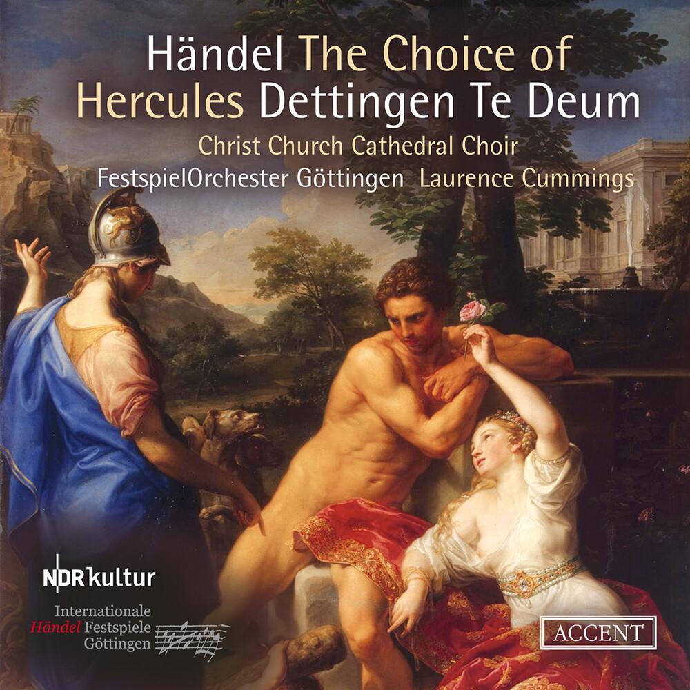 Handel / Christ Church Cathedral Choir - Choice Of Hercules (2pk)