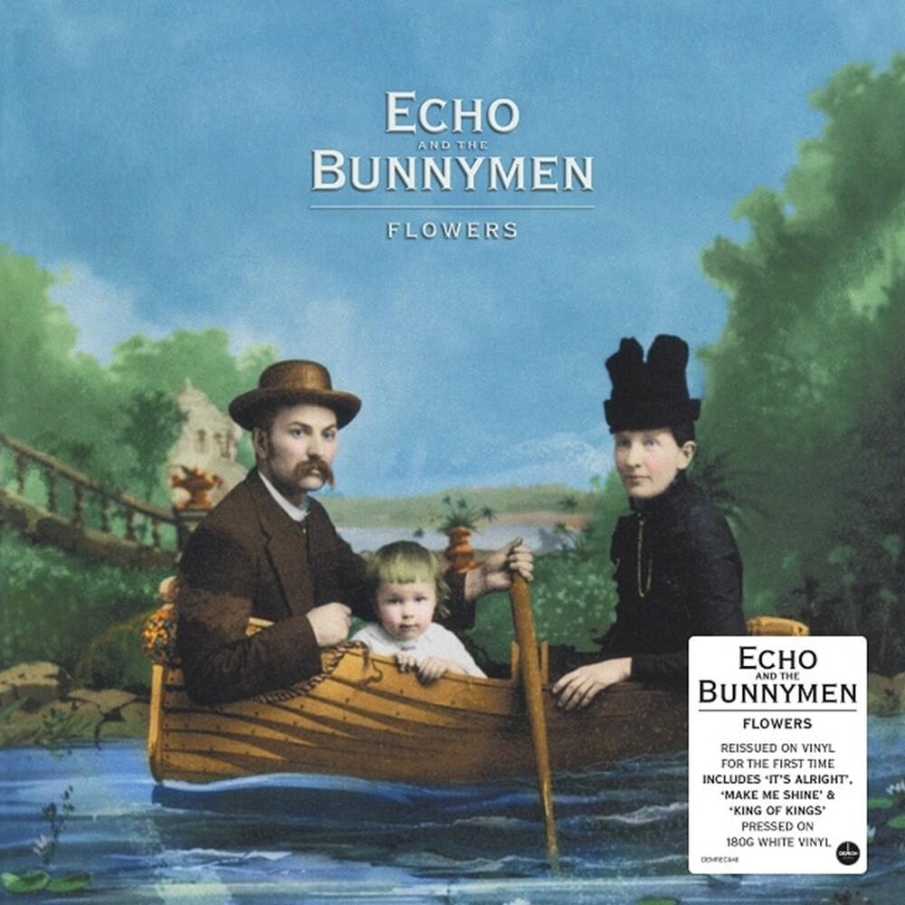 Echo & The Bunnymen - Flowers [180-Gram White Colored Vinyl]