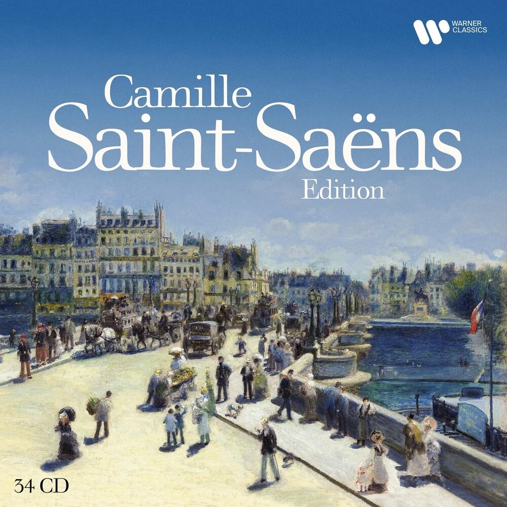 Saint-Saens Edition - Saint-Saens Edition