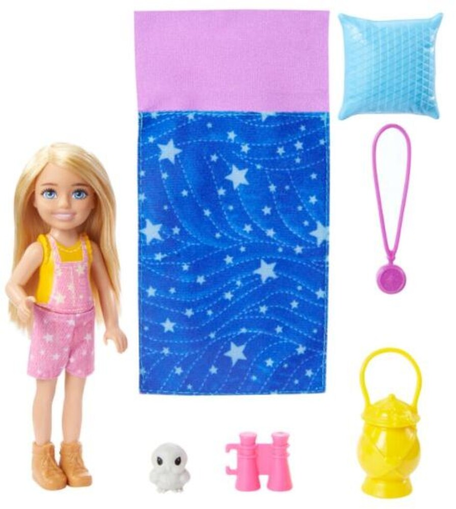 Barbie - Barbie Family Camping Chelsea (Papd)