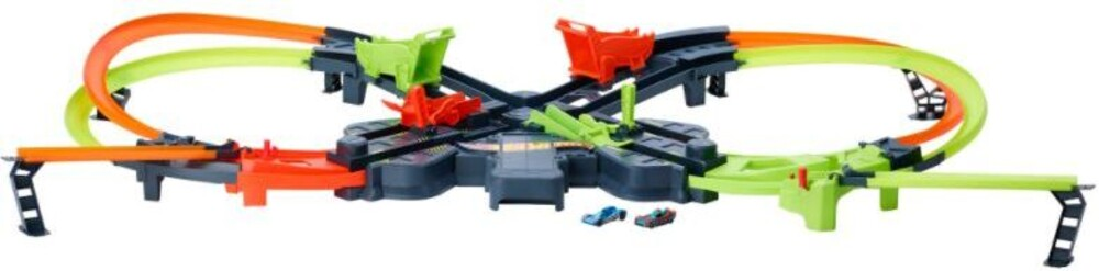 Hot Wheels - Hw Action Colossal Crash Playset (Tcar)