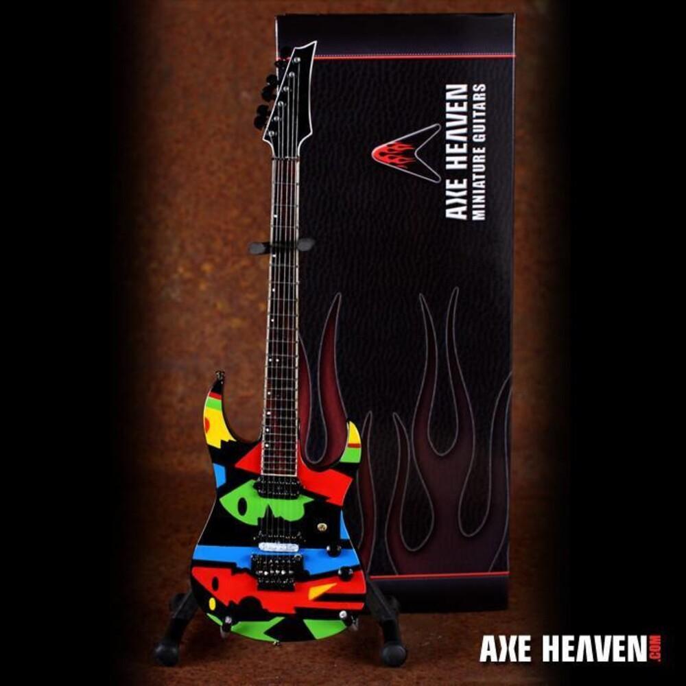 John Petrucci Dream Theatre Cubist Mini Guitar - John Petrucci Dream Theatre Cubist Mini Guitar