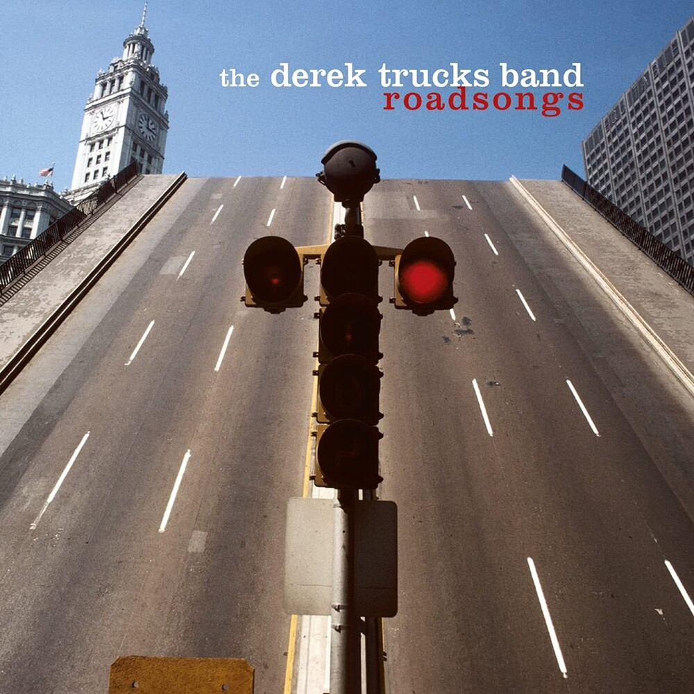 Derek Trucks  Band - Roadsongs (Blue) [Colored Vinyl] (Gate) [Limited Edition] [180 Gram] (Hol)