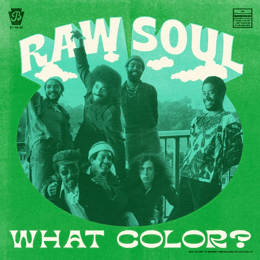 Frankie Beverly's Raw Soul - What Color?
