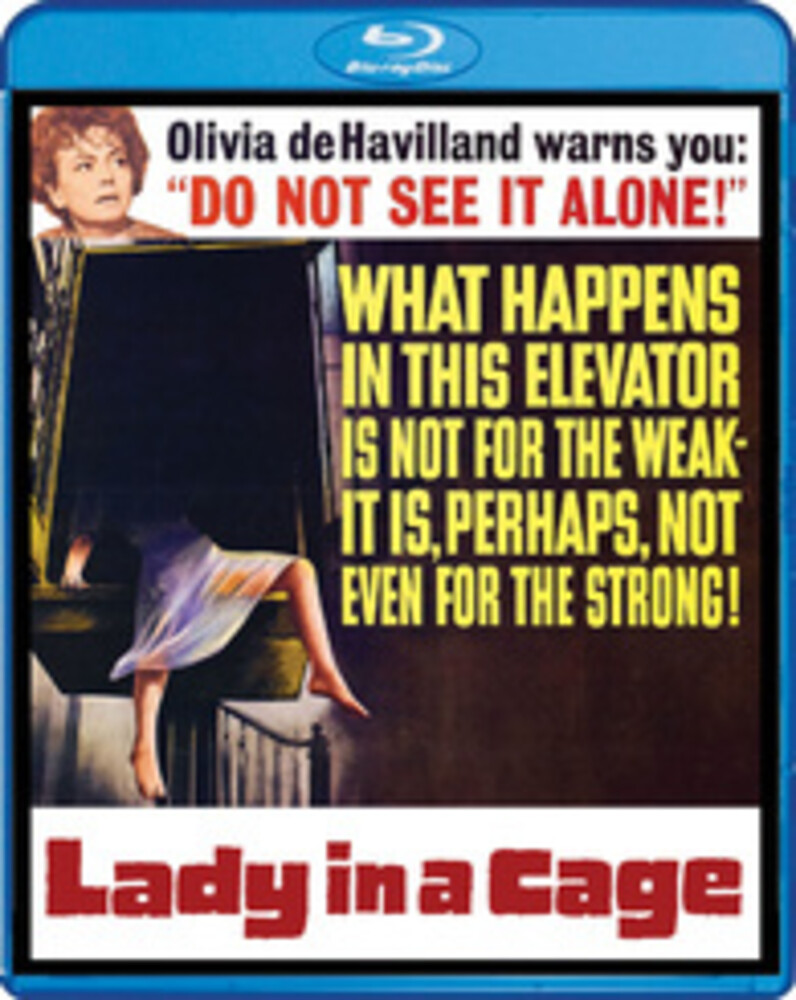 Lady In A Cage - Lady In A Cage