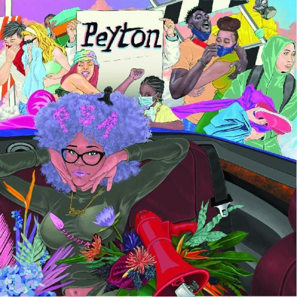 Peyton - Psa [Clear Vinyl] (Mgta) [Indie Exclusive]