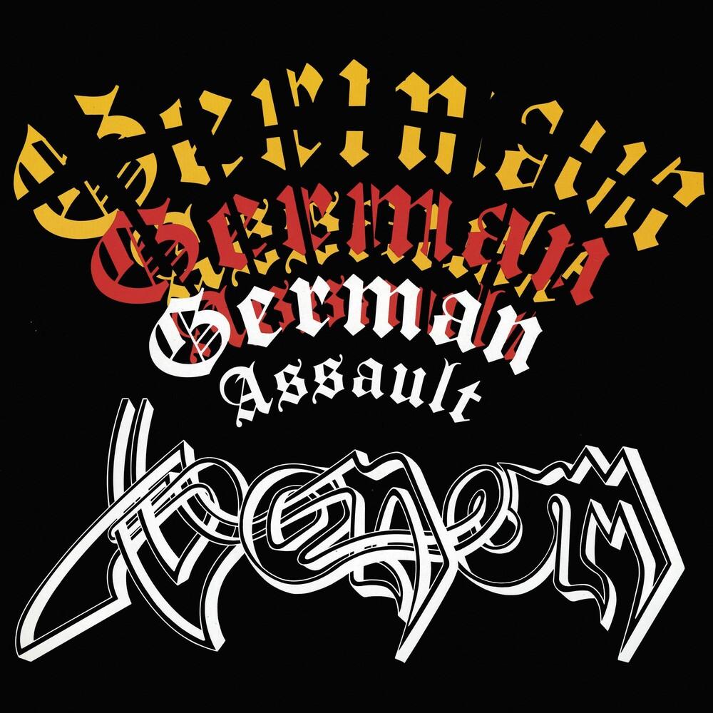 Venom - German Assault (Uk)