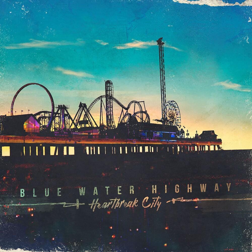 Blue Water Highway - Heartbreak City [LP]