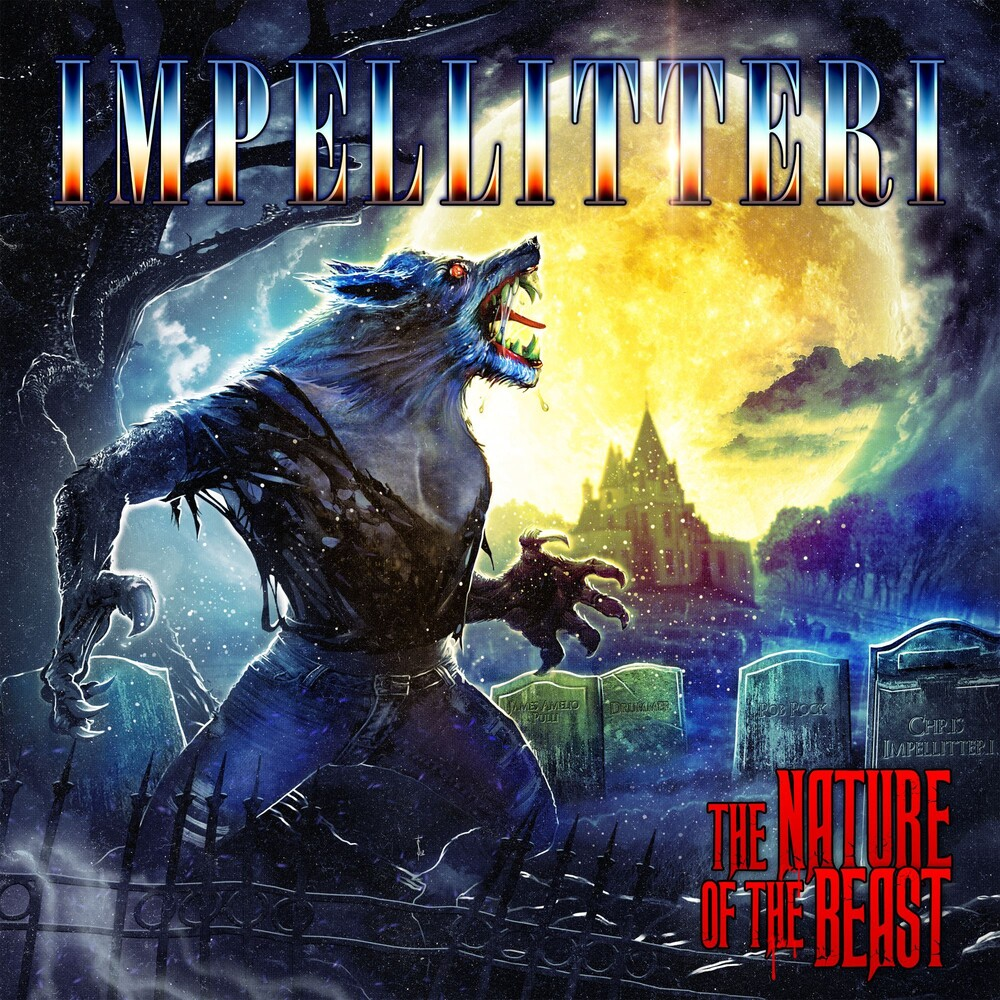 Impellitteri - The Nature Of The Beast [LP]