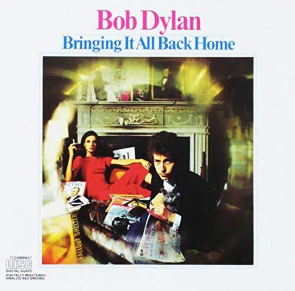 Bob Dylan - Bringing It All Back Home (Gold Series) [Import]