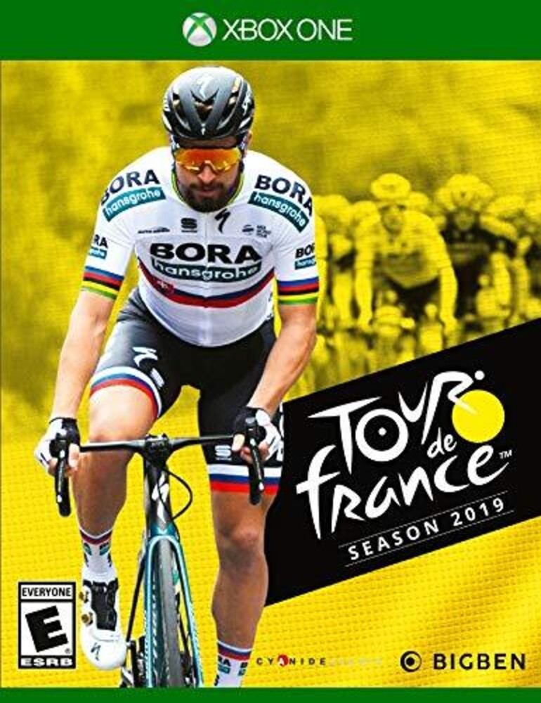 - Tour De France for Xbox One
