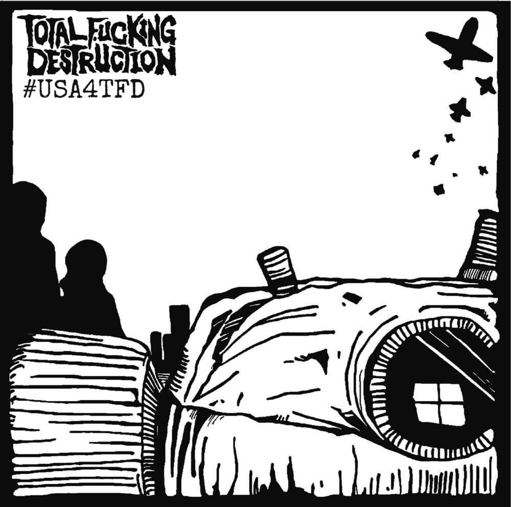Total Fucking Destruction - Usa4tfd