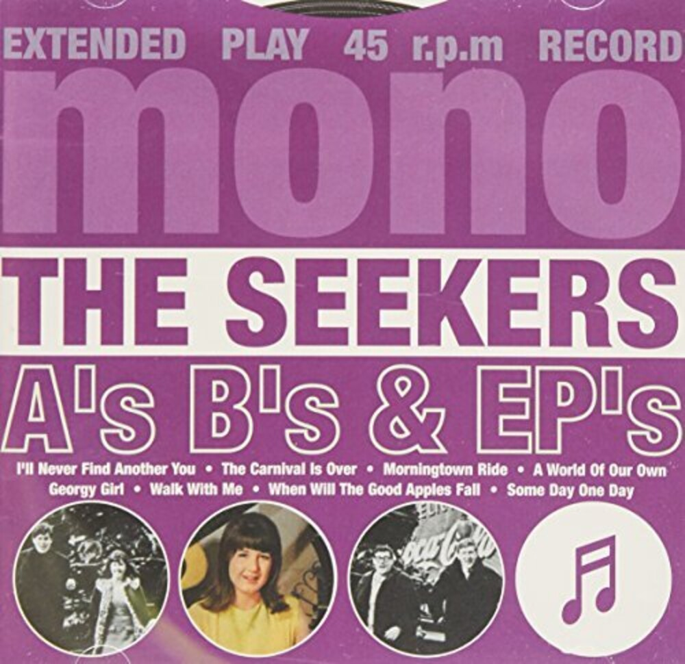 Seekers - A's B's & EP's [Import]