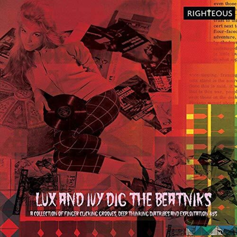 Lux & Ivys Dig The Beatniks Collection Of Finger - Lux & Ivy's Dig The Beatniks: Collection Of Finger