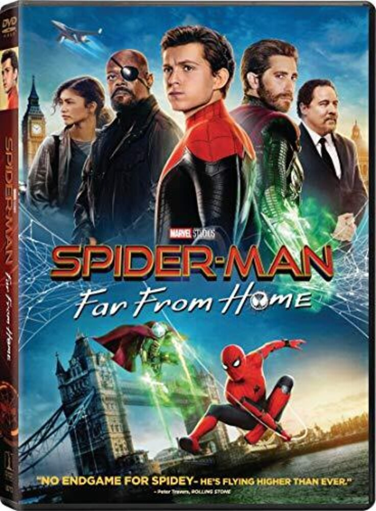 Spider-Man - Spider-Man: Far From Home