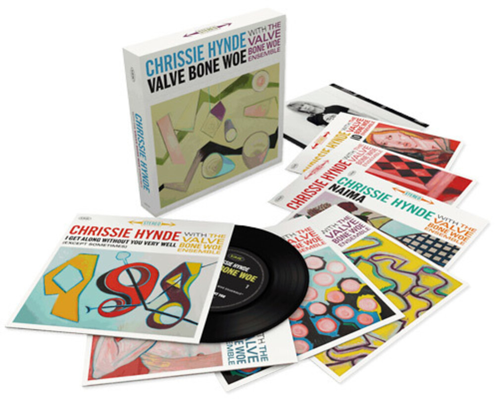 Chrissie Hynde - Valve Bone Woe [Deluxe 7in Box Set]