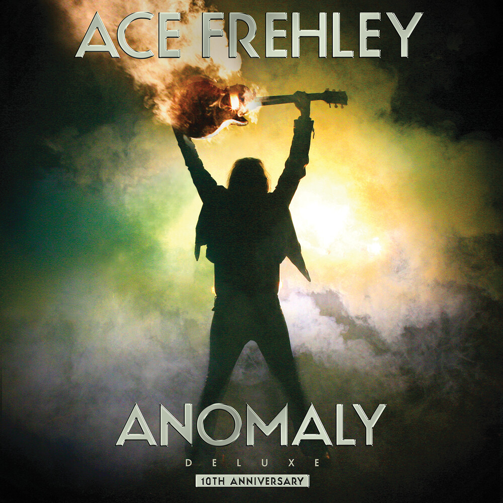 Ace Frehley - Anomaly [Deluxe] (Aniv)