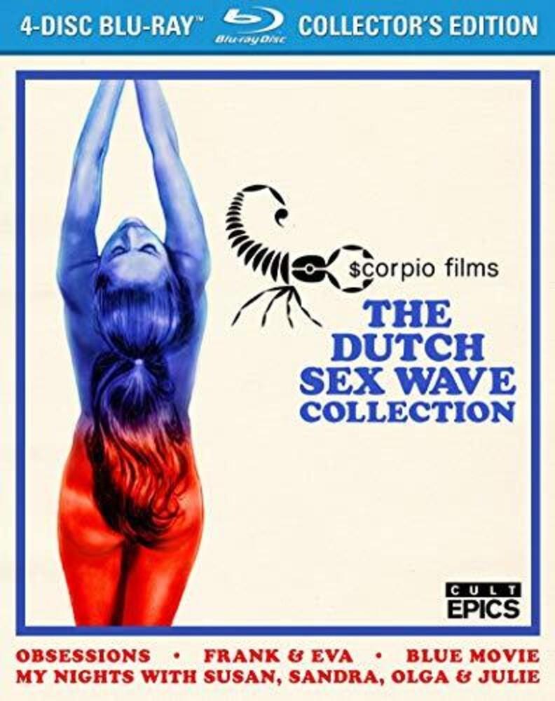 - Scorpio Films: Dutch Sex Wave Collection (4pc)