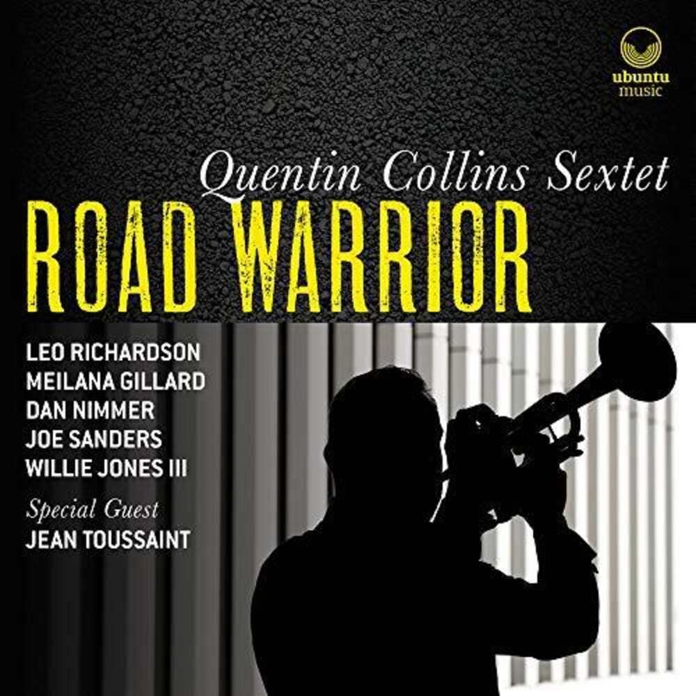 Quentin Collins - Road Warrior (Uk)