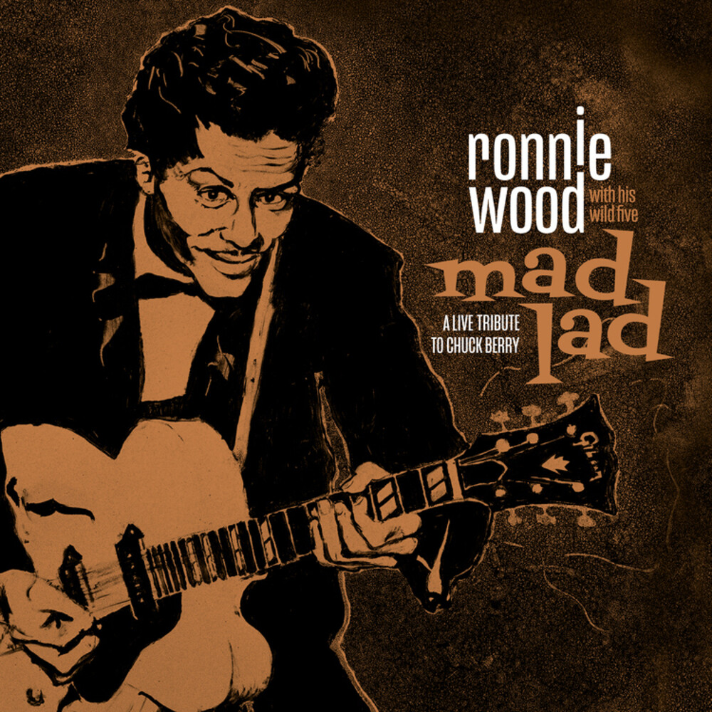 Ron Wood - Mad Lad: A Live Tribute To Chuck Berry [LP]