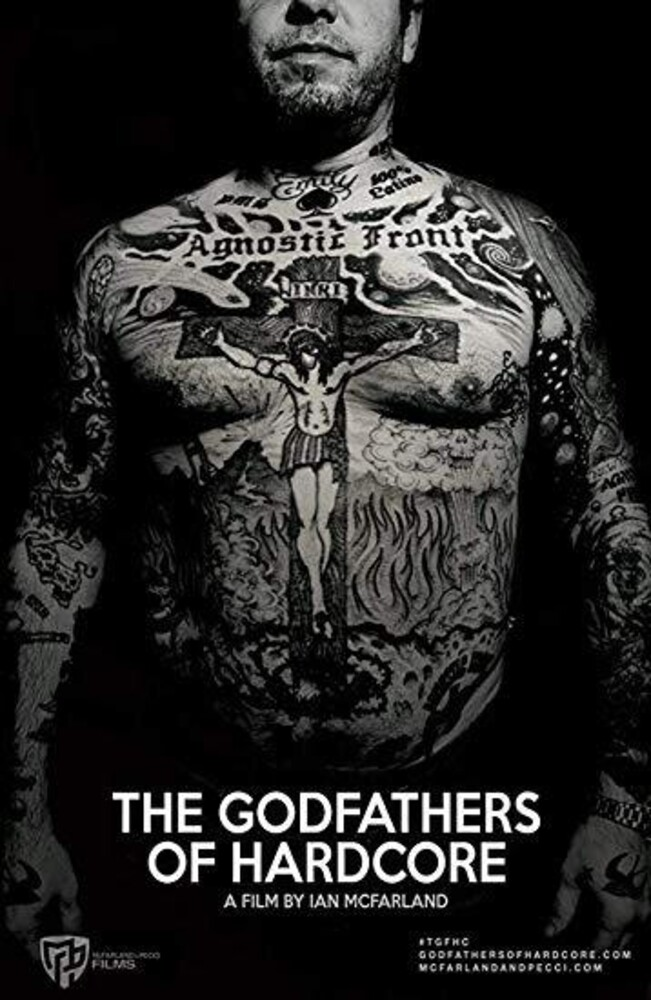 Agnostic Front - The Godfathers Of Hardcore [Blu-ray]