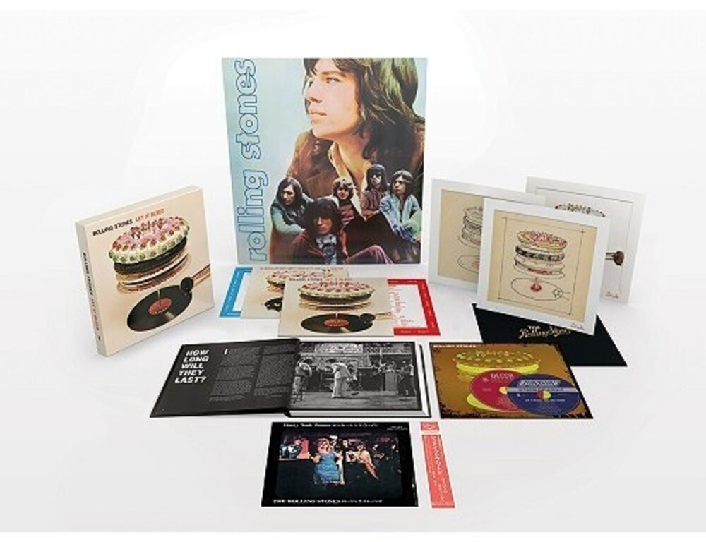 The Rolling Stones - Let It Bleed: 50th Anniversary Edition [Import Deluxe]