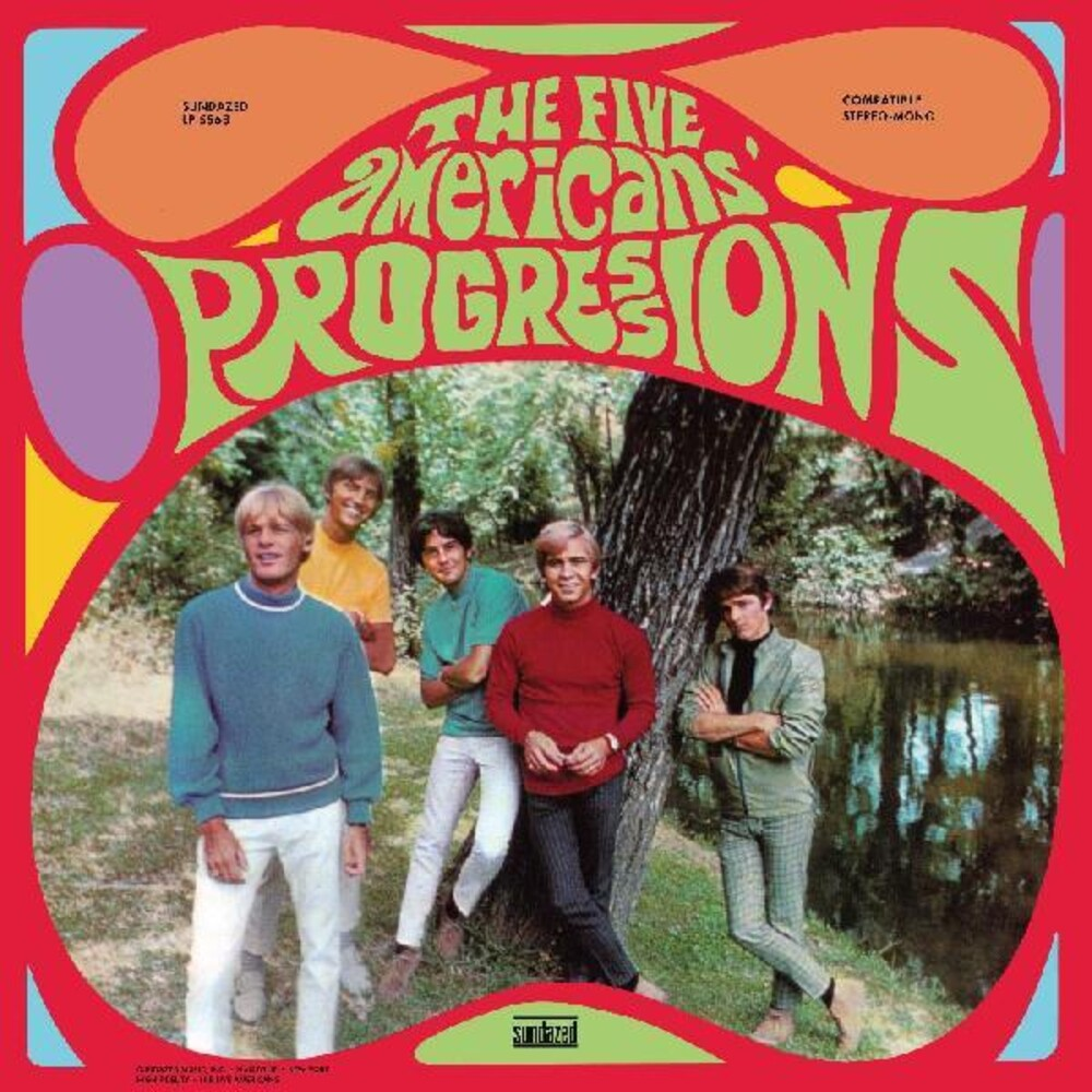 Five Americans - Progressions (Gol)