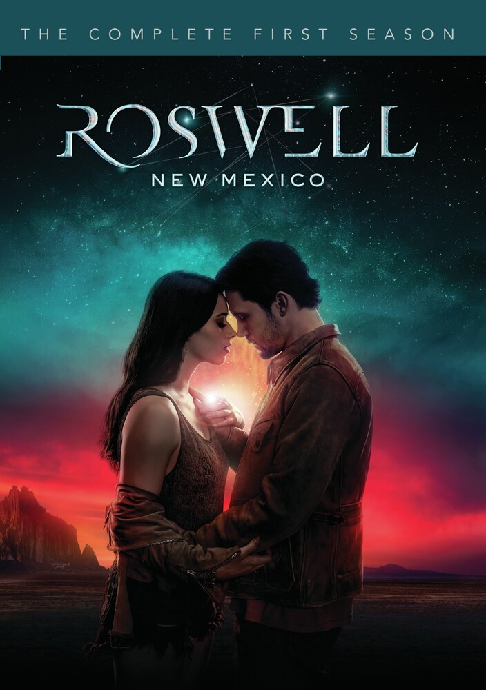 - Roswell New Mexico: Complete First Season (3pc)