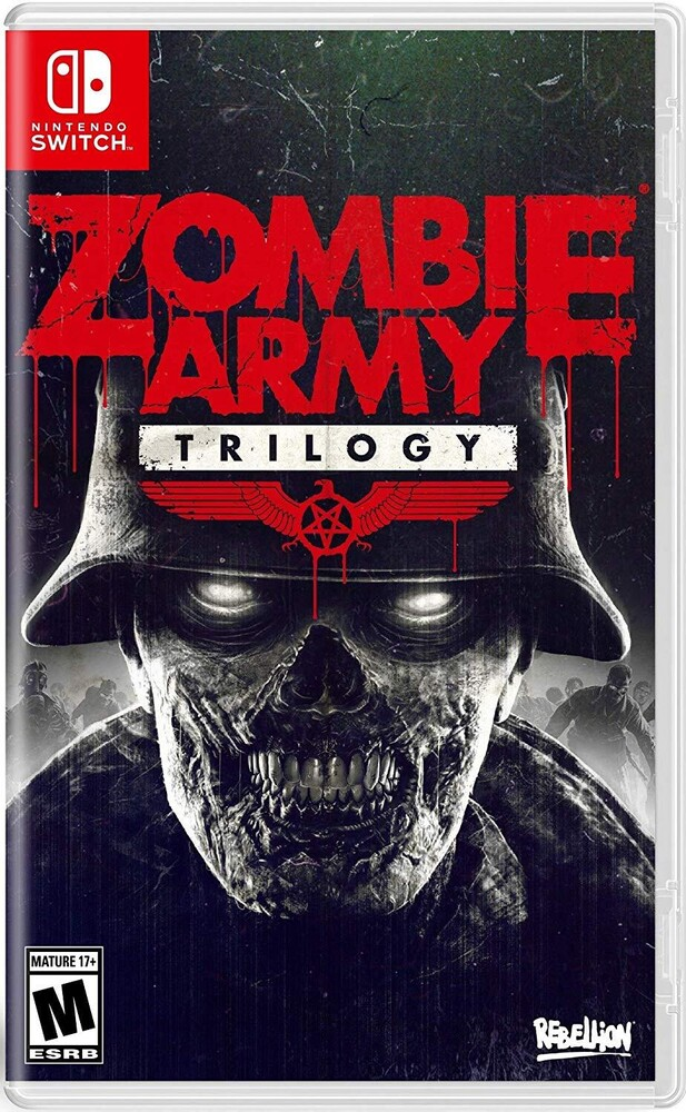 - Zombie Army Trilogy