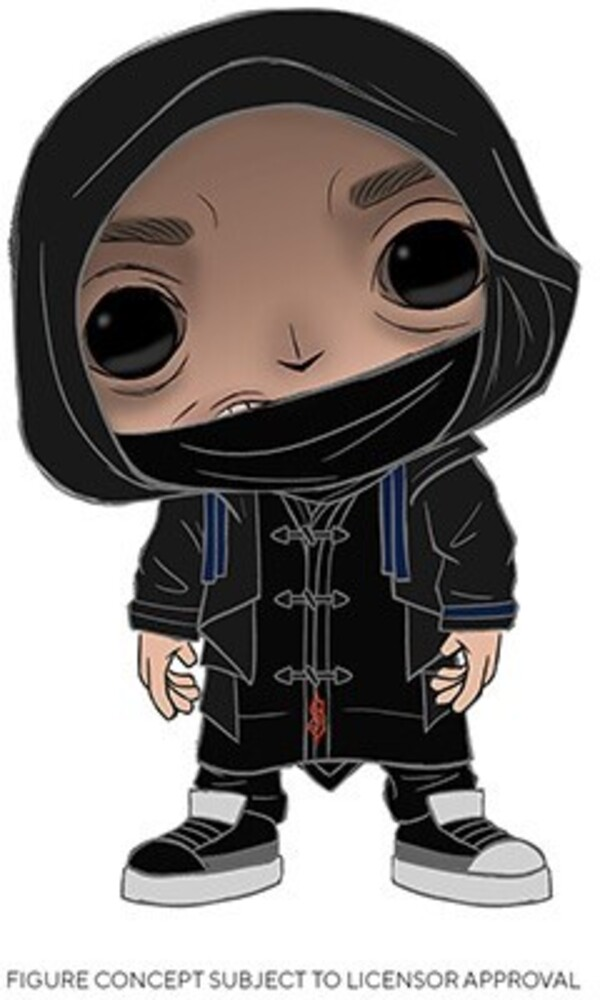 - FUNKO POP! ROCKS: Slipknot - Sid Wilson