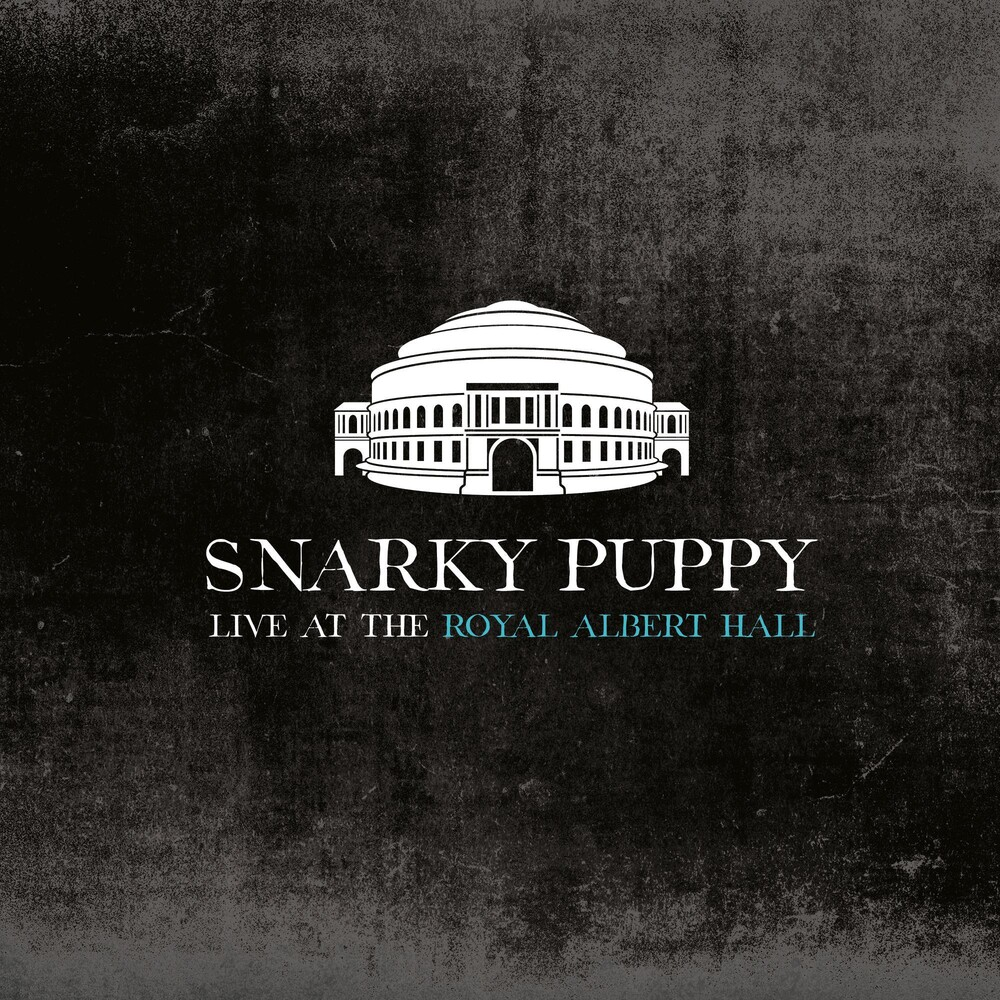 Snarky Puppy - Live At The Royal Albert Hall [2CD]