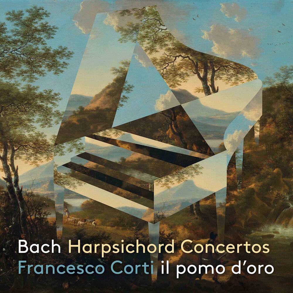 Francesco Corti - Harpsichord Concertos