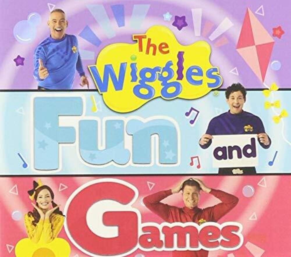 The Wiggles - Fun & Games (Aus)