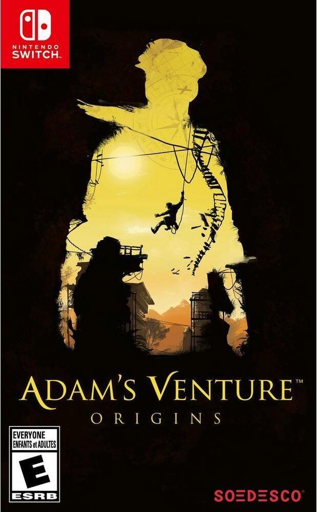 - Adam's Venture Origin