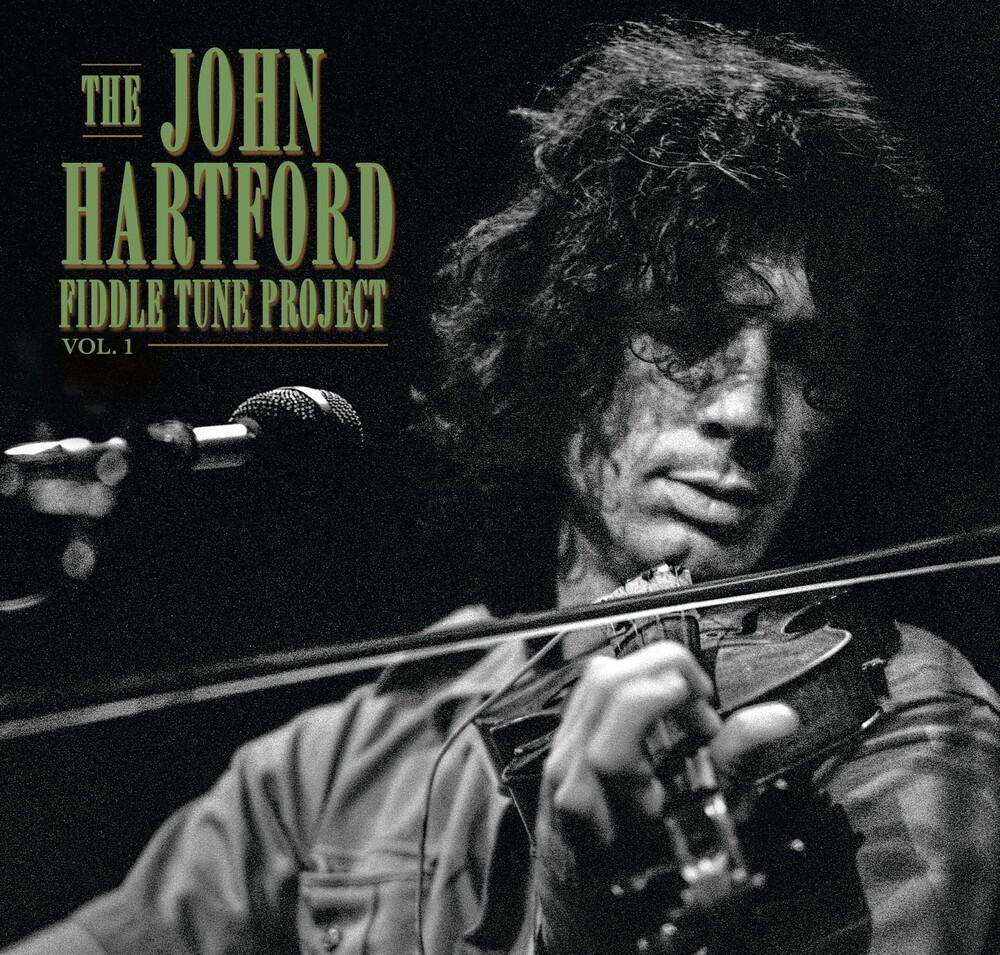- John Hartford Fiddle Tune Project 1 (Various Artists)