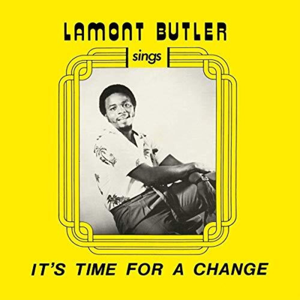 Lamont Butler - It's Time For A Change [LP]
