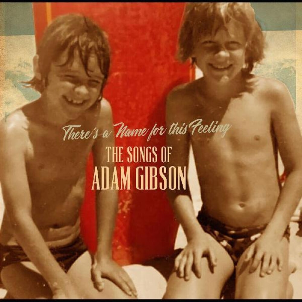 Adam Gibson - Songs Of Adam Gibson