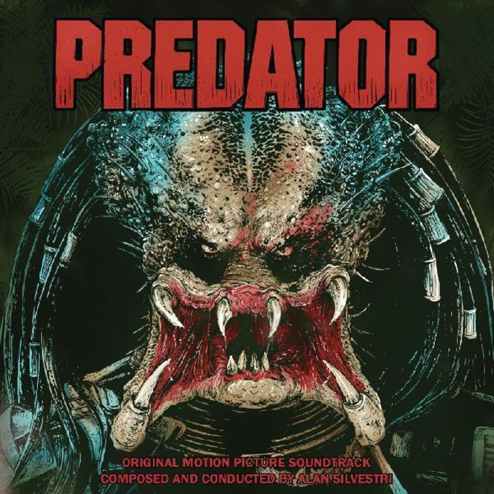 Alan Silvestri Colv Gate Grn Red - Predator (Original Motion Picture Soundtrack)