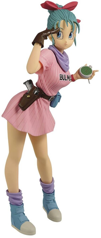 Banpresto - BanPresto - Dragon Ball Bulma III Glitter & Glamours Figure (Version 1)