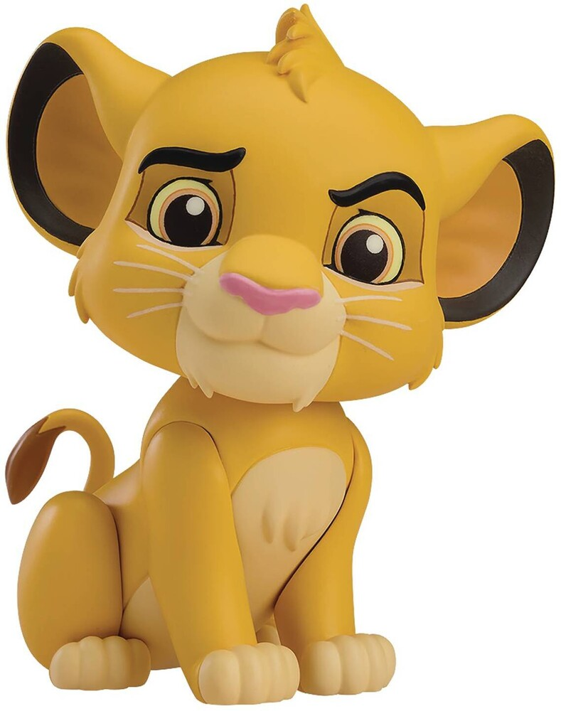 Good Smile Company - Good Smile Company - The Lion King Simba Nendoroid Action Figure