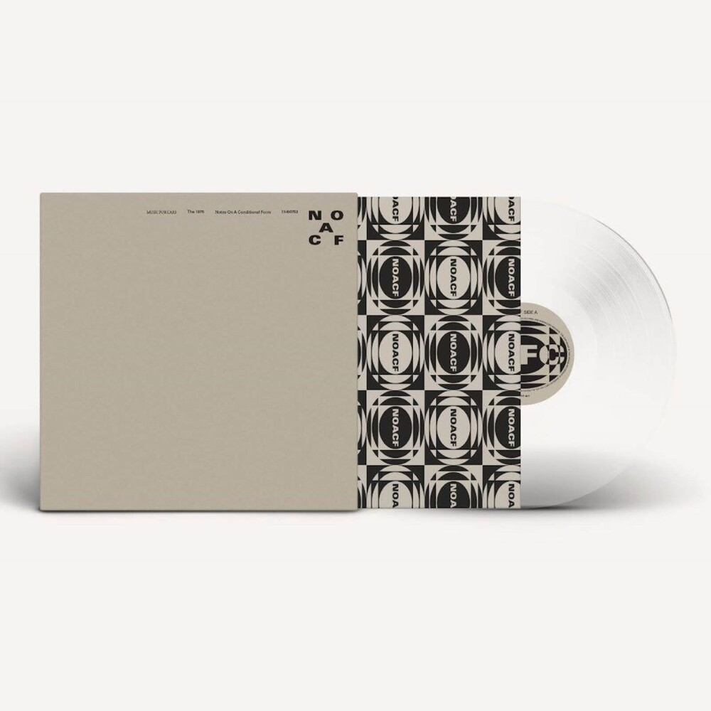 The 1975 - Notes On A Conditional Form [Clear 2LP]