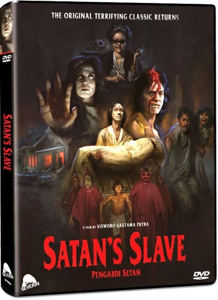Satan's Slave - Satan's Slave / (Ws)