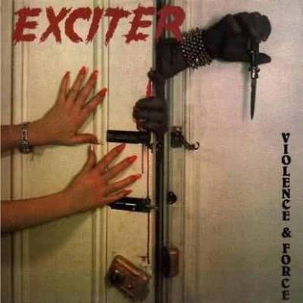 Exciter - Violence & Force [LP]