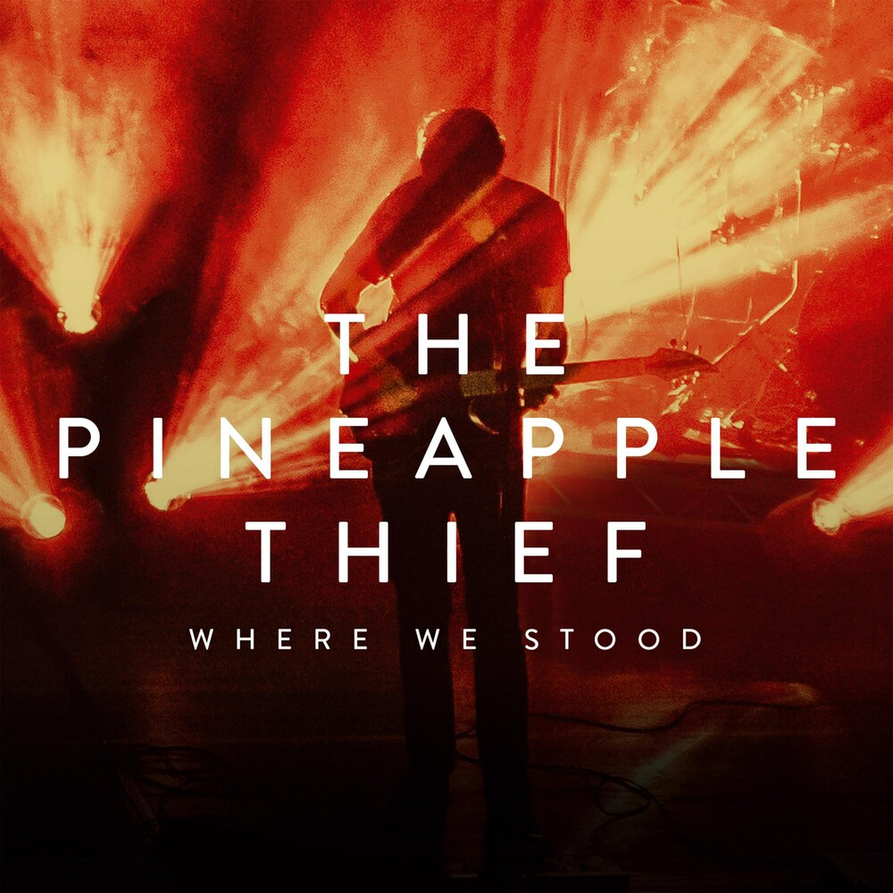 The Pineapple Thief - Where We Stood [CD/Blu-ray]